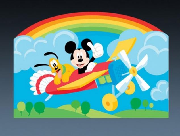 Disney 522